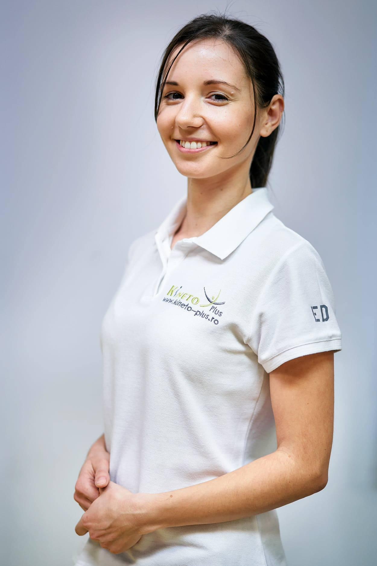 Elena Dumitrache fizioterapeut
