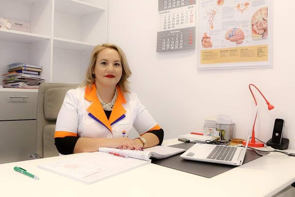 Dr. Florina Toancă, medic specialist gastroenterologie, Prima Clinic
