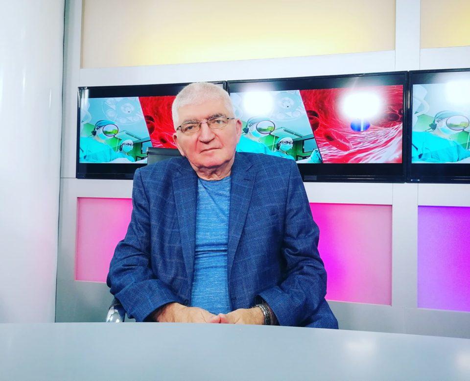Acad.prof.univ.dr. Dragoș Marinescu