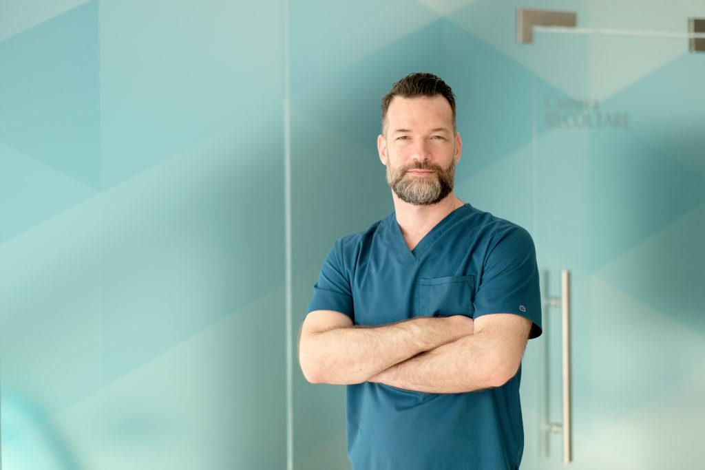 Dr. Dominic Iliescu, medic primar obstetrică-ginecologie