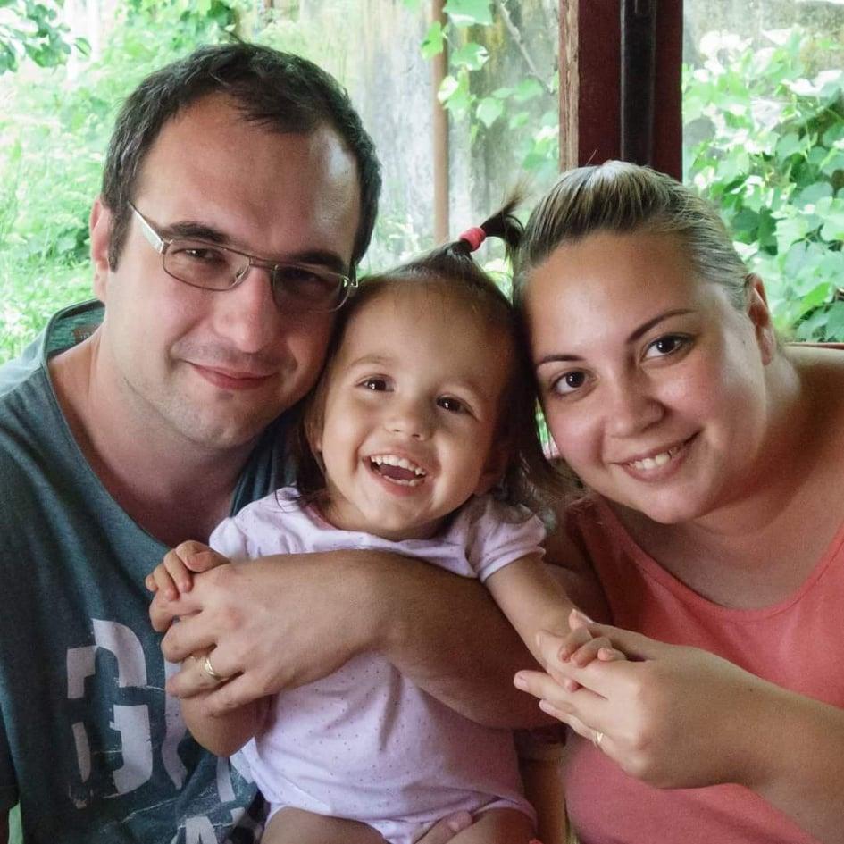 Eva și părinții săi