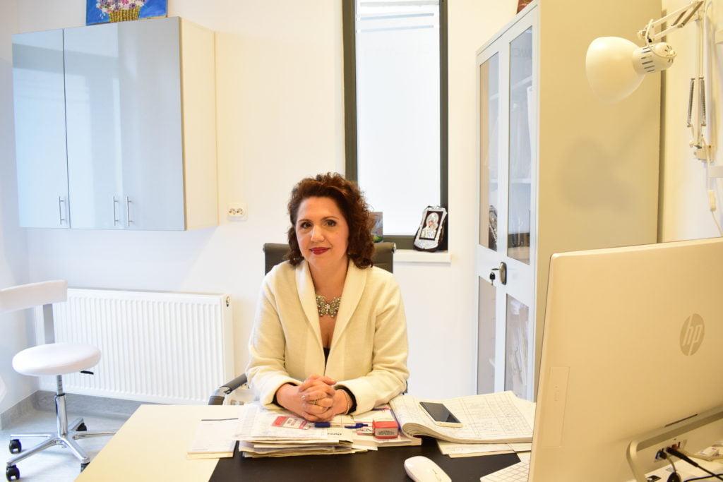 dr. Iuliana Petrișor, medic primar endocrinolog, specialist diabet și boli de nutriție