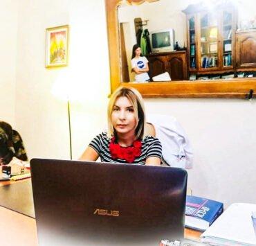 Gabriela Ancuța, psiholog