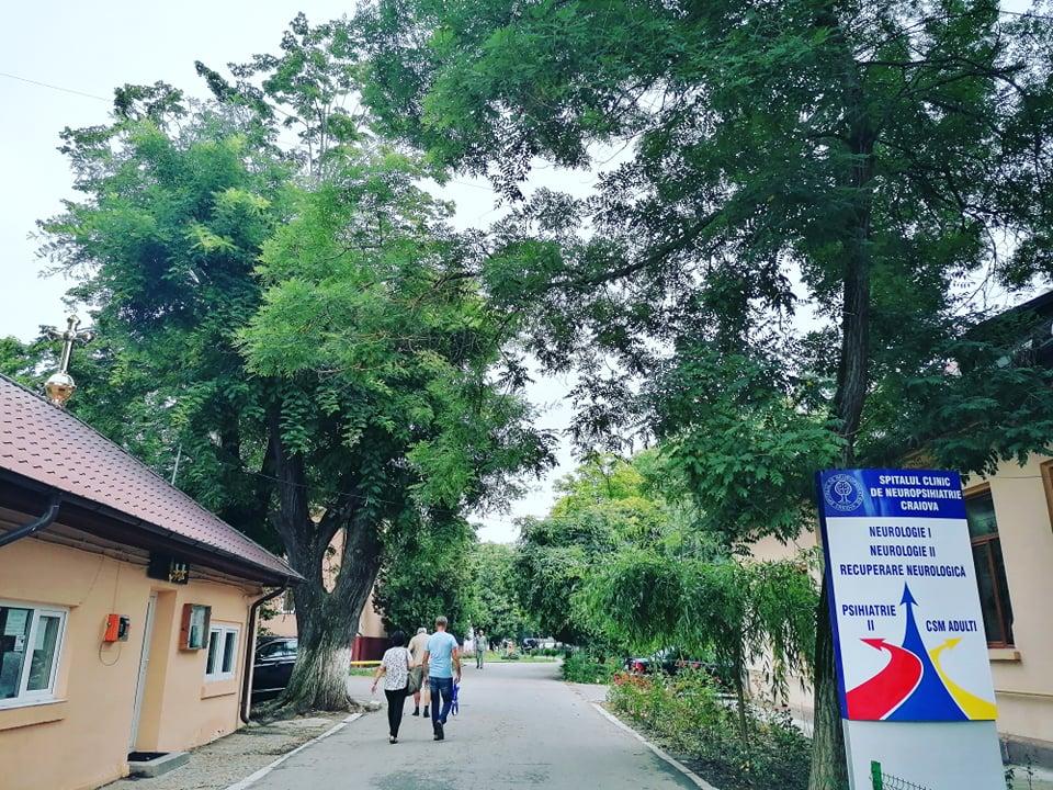 Spitalul de Neuropsihiatrie din Craiova